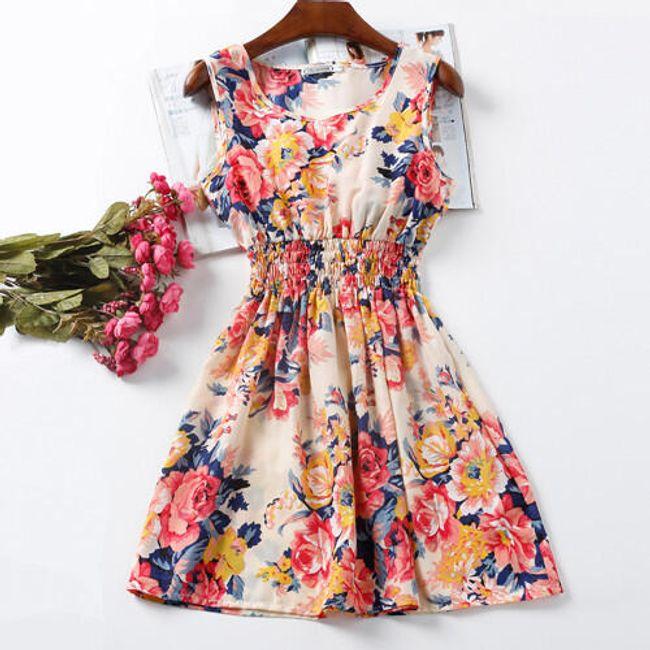 Rozmanité letní šaty Cadence 1