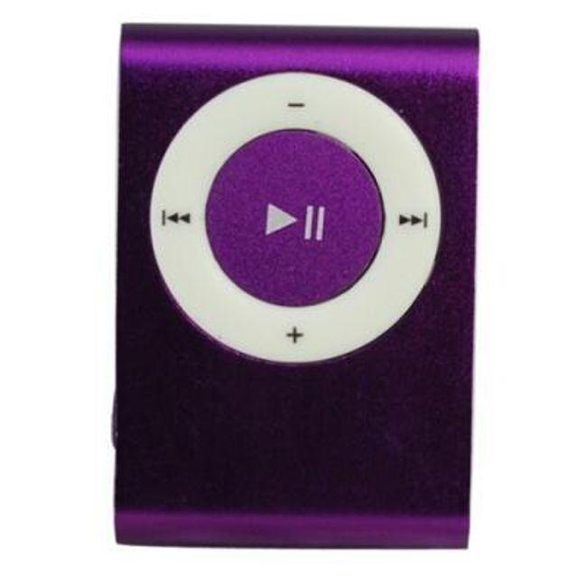 MP3 přehrávač na TF/micro SD kartu - 5 barev 1