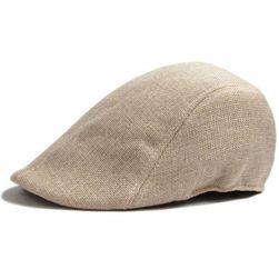 Pánský jednobarevný baret