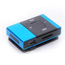 Mini USB MP3 přehrávač - 5 barev