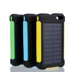 Powerbanka se solárním panelem