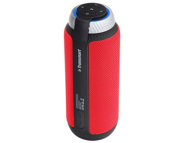 Červený Bluetooth reproduktor Tronsmart 1