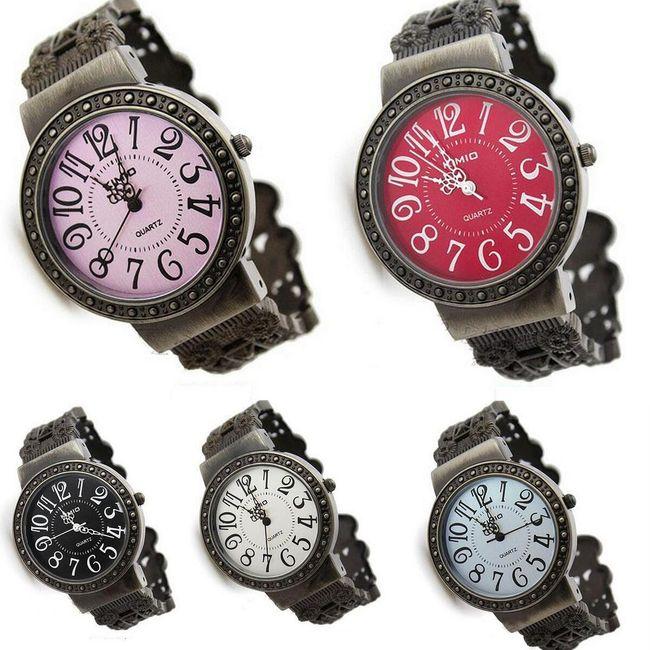 KIMIO dámské retro hodinky 1