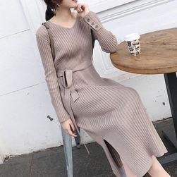 Dámské šaty s dlouhým rukávem Kollien
