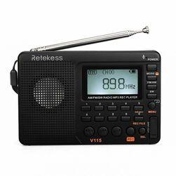 Přenosné rádio Sollider