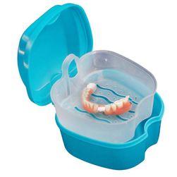 Úložný box na falešné zuby