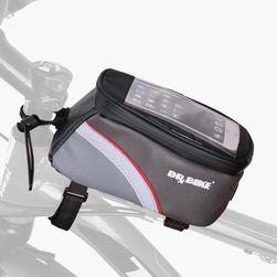 Brašna na rám kola s průzorem na mobilní telefon B04762