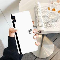 Kryt na iphone 6/6S/6 Plus/6S plus/7/8/7 Plus/8 Plus/X/XS Queen