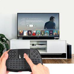 Bezdrátová QWERTY klávesnice s Touchpadem