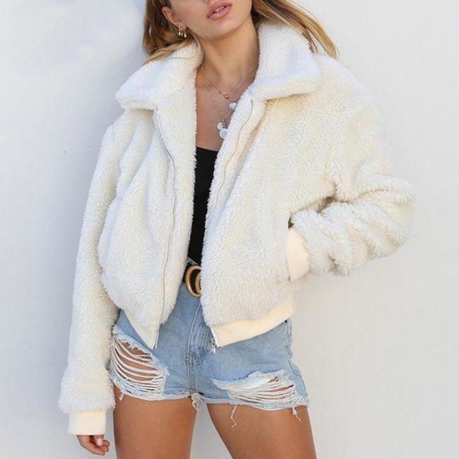 Dámská zimní bunda Rossaline 1