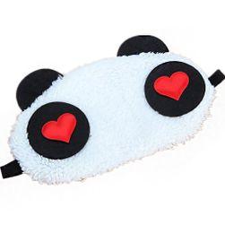 Maska na spaní - panda