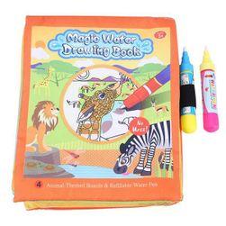 Dětské nekonečné omalovánky na kreslení vodou Helene