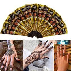 Přírodní henna pro dočasné tetování