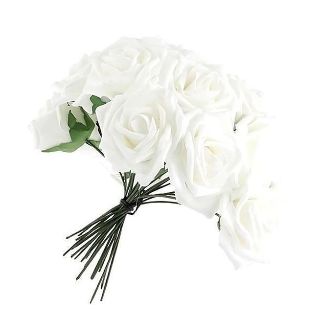 Umělé květiny - 50 ks 1