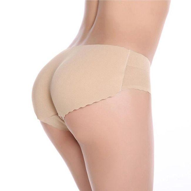 Bezešvé pohodlné kalhotky - 2 barvy 1