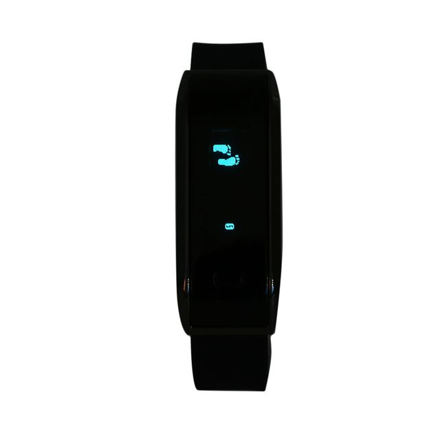 Náramkový krokoměr s Bluetooth připojením 1