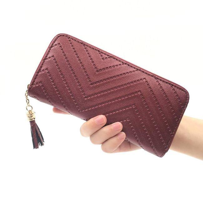 Dámská peněženka - 4 barvy 1