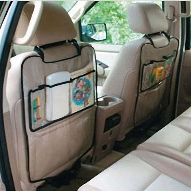 Ochranný potah na sedačku se třemi kapsami 1