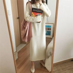 Dámské pletené šaty Milana