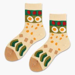 Dámské ponožky B05540