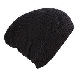 Pletená unisex zimní čepice