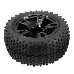 Náhradní kola pro RC modely aut - průměr 10 cm