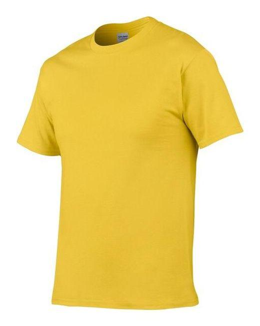 Jednobarevné pánské tričko - 15 barev 1