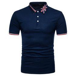 Pánské tričko s límečkem - 4 varianty