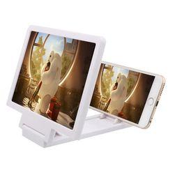 Zvětšovací 3D obrazovka k mobilnímu telefonu W02
