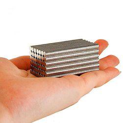 Neodymové magnety - 100 ks