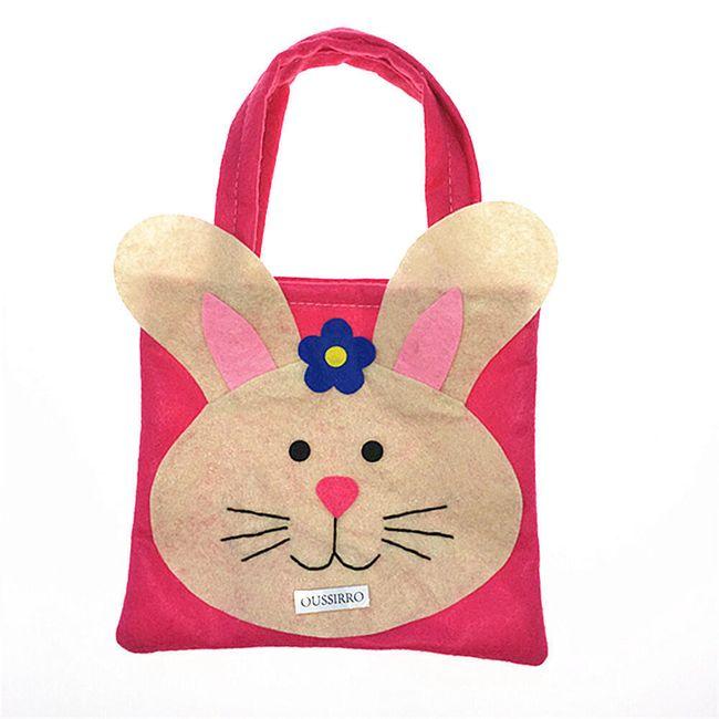 Velikonoční taška pro koledníky - 4 kusy 1