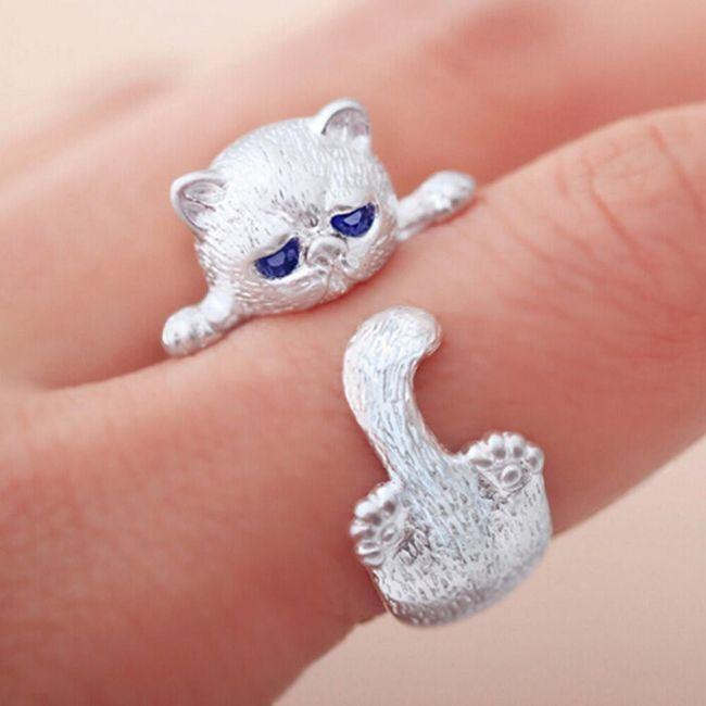 Dámský prsten JW675 1