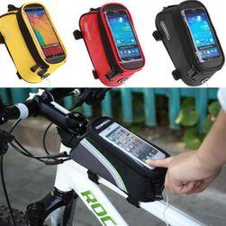 Cyklistická brašna s kapsou na iPhone - 3 barvy