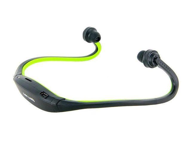 Sportovní MP3 přehrávač na microSD až 8GB - ve 3 barvách 1