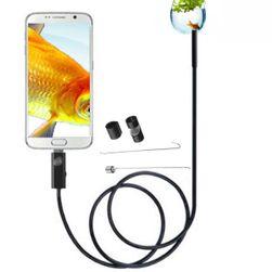 Kvalitní endoskop pro Android s osvícením - 2 m