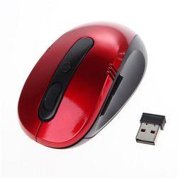 Bezdrátová USB myš - 3 barvy