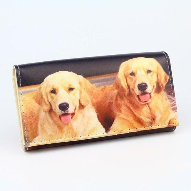 Peněženka pro milovnice psů 1