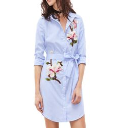 Košilové šaty Suzie