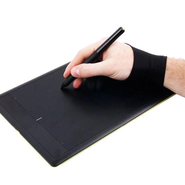 Sada 4 uměleckých rukavic - 8 barev 1