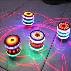 LED hudební gyroskop JOK253