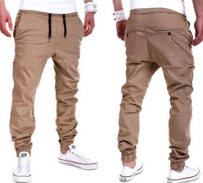 Stylové teplákové kalhoty pro muže 1