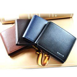 Pánská peněženka v elegantním stylu - 4 barvy