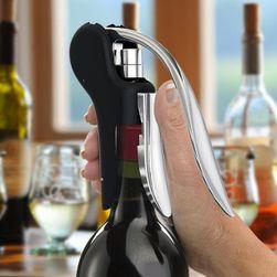 Praktická vývrtka na víno