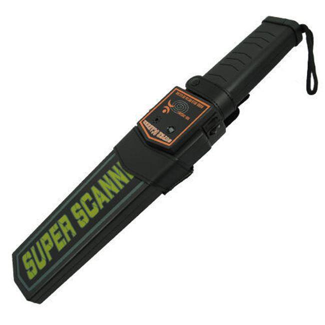 Ruční detektor kovu 1