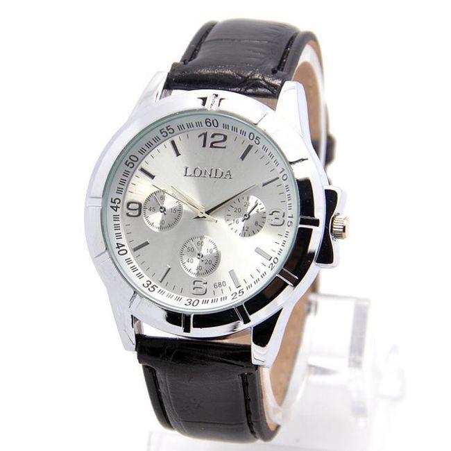 Unisex hodinky ve dvou barevných provedeních 1