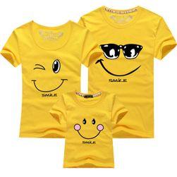 Tričko pro celou rodinu - 13 barev