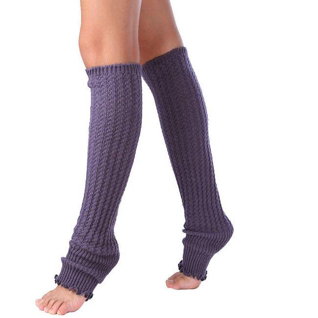 Návleky na nohy pro dámy - více barev 1