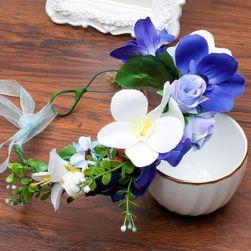 Květinová čelenka Coletta