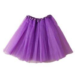 Dámská tutu mini sukně - Zelená