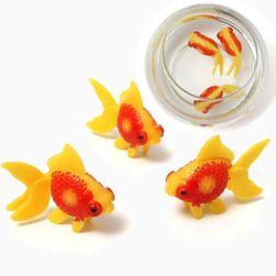 Umělé akvarijní rybičky - 3 kusy